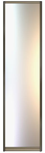 Модель 11 Зеркало серебро 600 мм