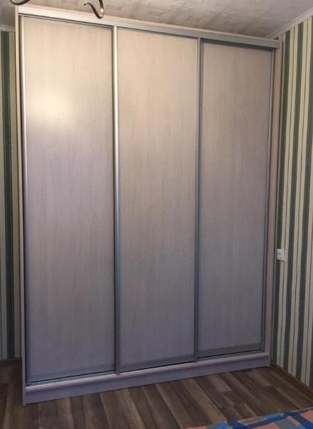 Шкаф-купе 3-х створчатый Дуб Паллада