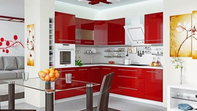 Кухня угловая кухня