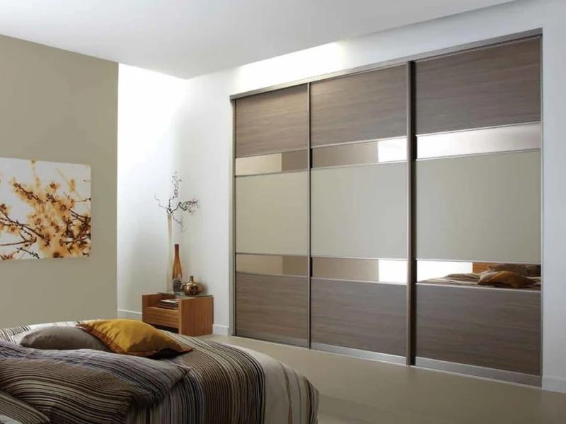 Спальня — шкаф встроенный 2320мм