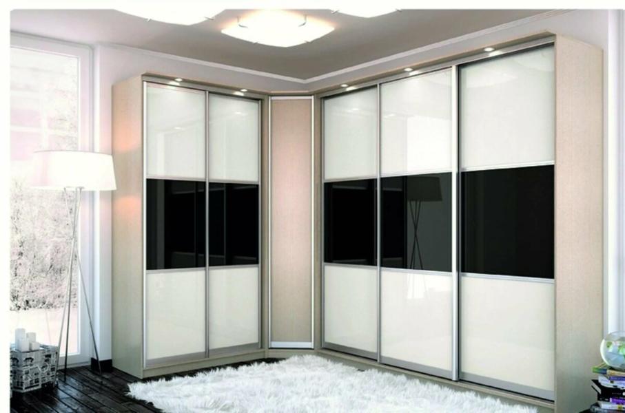 Спальня — шкаф угловой 1900х2685мм