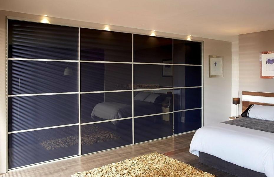Спальня — шкаф встроенный 3800 мм