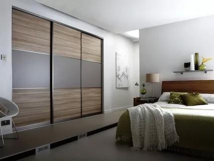 Спальня — шкаф встроенный 2400мм