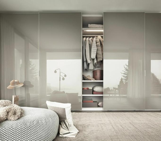 Спальня — шкаф-купе 4000мм