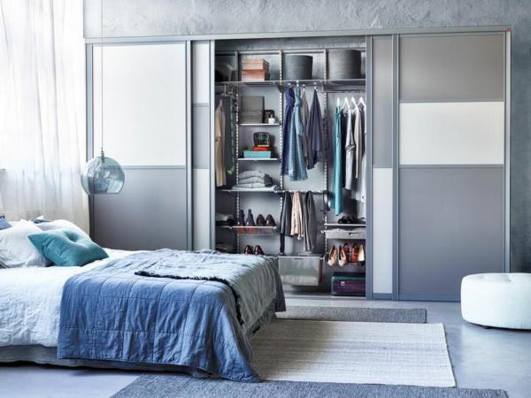 Спальня — встроенный шкаф 3000мм
