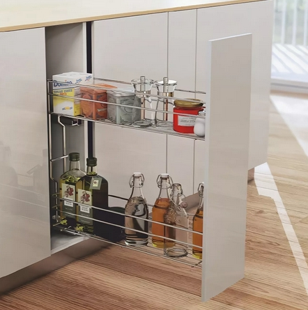 система хранения бутылок