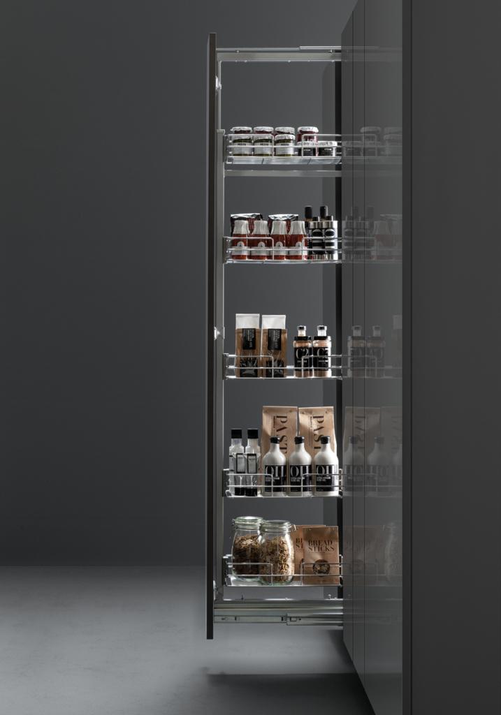 пятиуровневая колонна для кухни