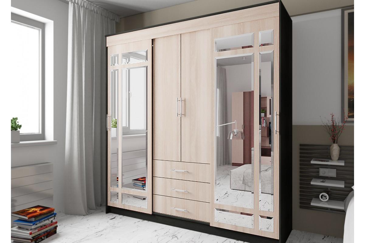 Идеальный гардероб: шкаф для неё и для него