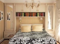 Угловой шкаф-пенал или как сэкономить место в комнате