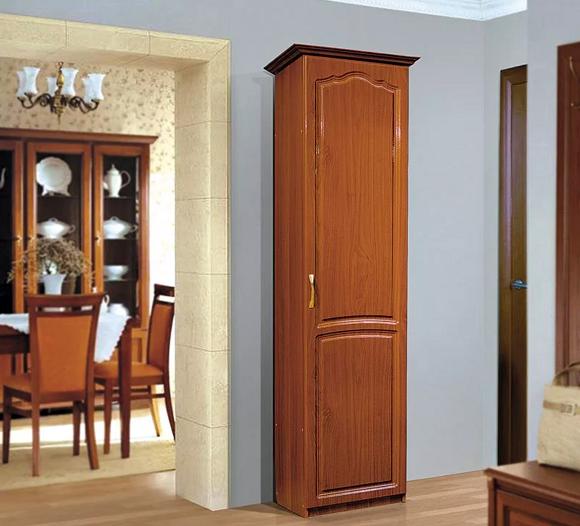 Шкаф-пенал в гостиную